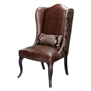 Astoria Grand Clairmont Wingback Chair