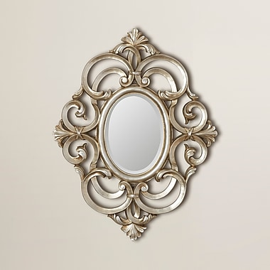 Astoria Grand Ducale Oval Wall Mirror