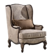 Astoria Grand Izaak Wing Back Chair