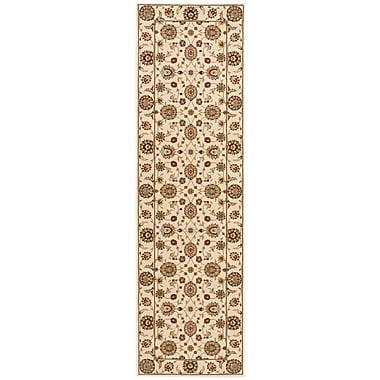 Astoria Grand Bollitree Ivory/Beige Area Rug; 9'3'' x 12'9''