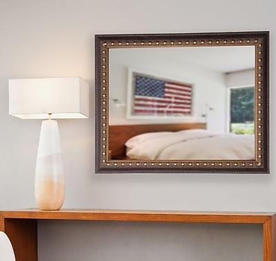 Astoria Grand Wall Mirror; 36'' H x 30'' W