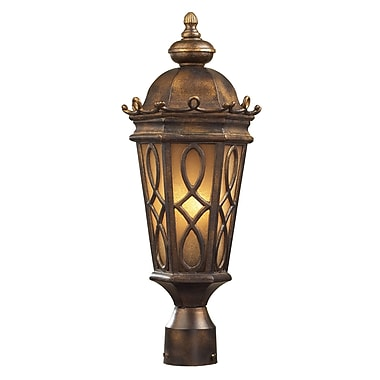 Astoria Grand Boarstall Outdoor 2-Light LED Lantern Head