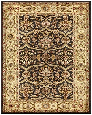Astoria Grand Bavis Brown Area Rug; 8' x 11'