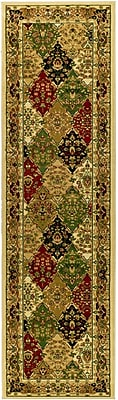 Astoria Grand Barton Area Rug; Runner 2'3'' x 16'
