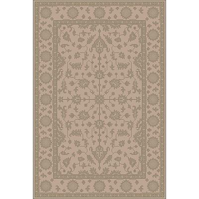 Astoria Grand Fulham Hand-Tufted Khaki Area Rug; 6' x 9'