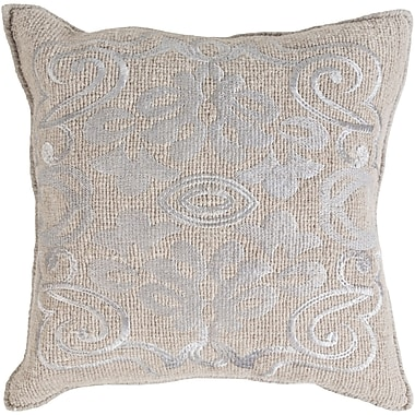 Astoria Grand Batey Throw Pillow; 20'' H x 20'' W x 4'' D
