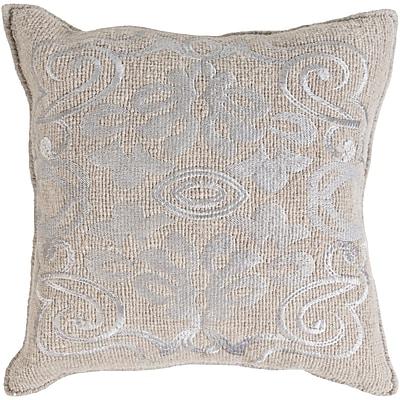 Astoria Grand Batey Throw Pillow; 20'' H x 20'' W x 4'' D