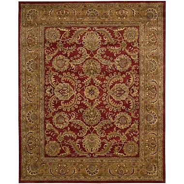 Astoria Grand Bassham Area Rug; 7'9'' x 9'9''