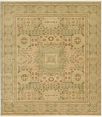 Astoria Grand Laurelwood Beige Area Rug; 10' x 11'4''