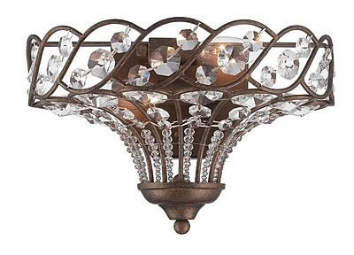 Astoria Grand Howell 2-Light Wall Sconce