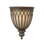 Astoria Grand Randall 1-Light Webbed Half Wall Sconce Lamp