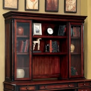 Astoria Grand Cheshire 50'' H x 72'' W Desk Hutch