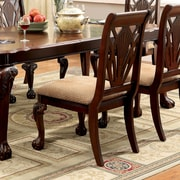 Astoria Grand Coleman Dining Arm Chair (Set of 2) by