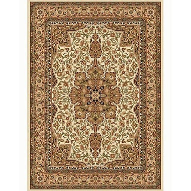 Astoria Grand Caterina Ivory Area Rug; 7'9'' x 10'5''