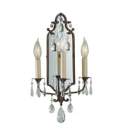 Astoria Grand Drumavoley 3-Light Wall Sconce Lamp