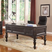 Astoria Grand Gunnersbury Writing Desk w/ 4 Drawers