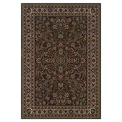Astoria Grand Shelburne Traditional Brown Area Rug; 12' x 15'