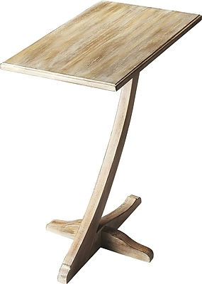 Astoria Grand Laurier End Table; Driftwood