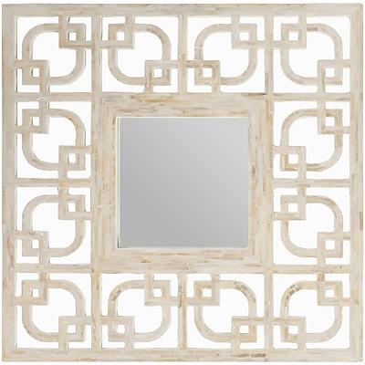 August Grove Wall Mirror