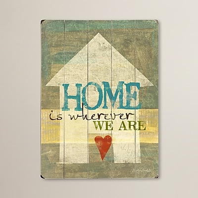 August Grove Wilda Textual Plaque; 24'' H x 18'' W x 0.75'' D