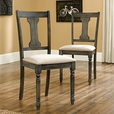 August Grove Brie Side Chair (Set of 2)