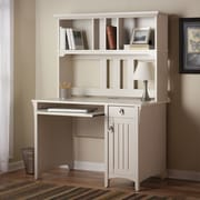 August Grove Salinas Computer Desk w/ Hutch