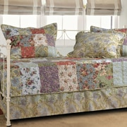 August Grove Eleanora 5 Piece Reversible Daybed Set