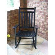 Dixie Seating Bob Timberlake Rocking Chair; Black
