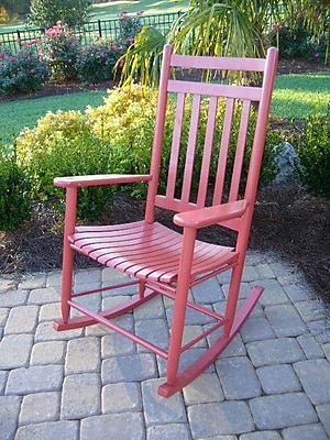 Dixie Seating Bob Timberlake Rocking Chair; Sienna Red