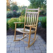 Dixie Seating Bob Timberlake Rocking Chair; Medium Oak