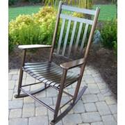 Dixie Seating Bob Timberlake Rocking Chair; Walnut