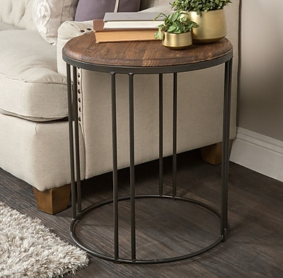 August Grove Loma End Table