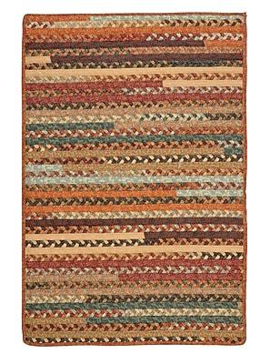 August Grove Surette Warm Chestnut Area Rug; Runner 2' x 10'