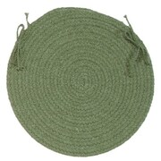 August Grove Chair Pad (Set of 4); Palm