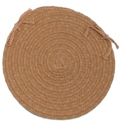 August Grove Chair Pad; Evergold