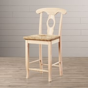 August Grove Imogene 24'' Bar Stool
