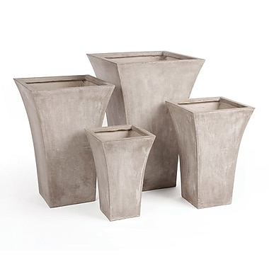 August Grove Baronville 4 Piece Pot Planter Set