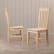 August Grove Imogene Parson Chair (Set of 2)