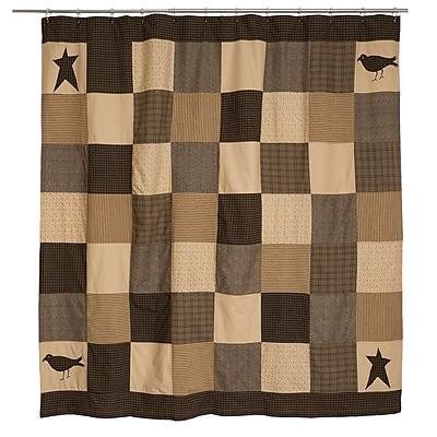 August Grove Millicent Cotton Shower Curtain
