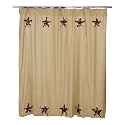 August Grove Juliana Cotton Shower Curtain