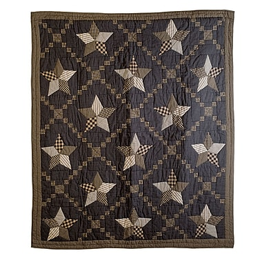 August Grove Saco Star Cotton Throw