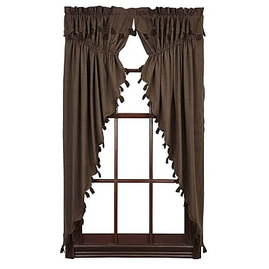 August Grove Cassie Curtain Panels (Set of 2)