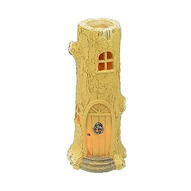 August Grove Lighted Tree House; 12'' H