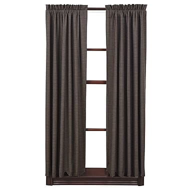 August Grove Millicent Curtain Panels (Set of 2)