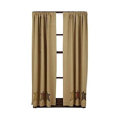 August Grove Lilian Curtain Panels (Set of 2)