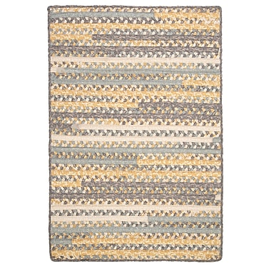 August Grove Byron Yellow Area Rug; 8' x 11'