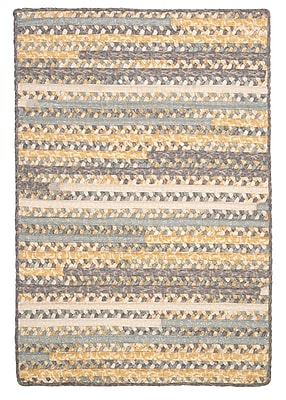 August Grove Byron Yellow Area Rug; 2' x 3'