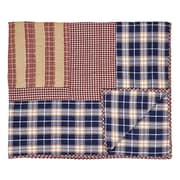 August Grove Adell Quilted Cotton Throw Blanket