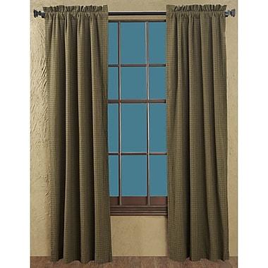 August Grove Annabelle Curtain Panels (Set of 2)