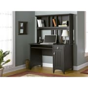 August Grove Samy Computer Desk w/ Hutch by